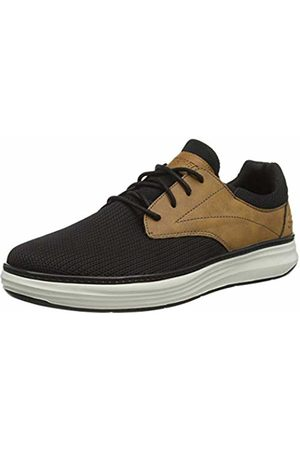 Skechers Men's Moreno Trainers, ( Natural Mesh Bknt)