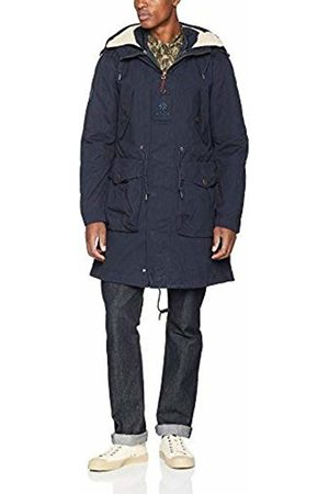 Pretty Green Men's Grosvenor Parka Coat