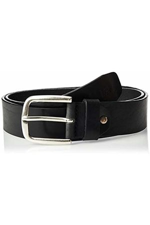 Lee Men Belts - Men's Plain Belt, Black