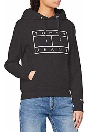 Tommy Jeans Women's TJW Essential Logo Hoodie Cardigan
