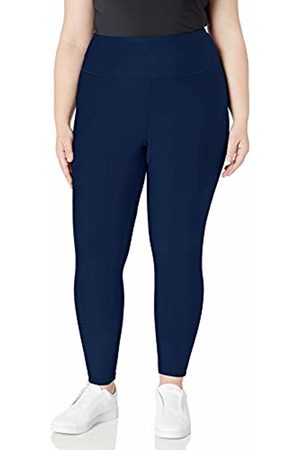 Amazon Plus Size Performance High-rise 7/8 Legging Navy