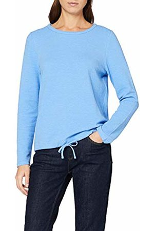 Street one Women's 314461 Gesina Long Sleeve Top, (Blau)