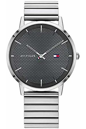 Tommy Hilfiger Men's Analogue Quartz Watch with Stainless Steel Strap 1791654