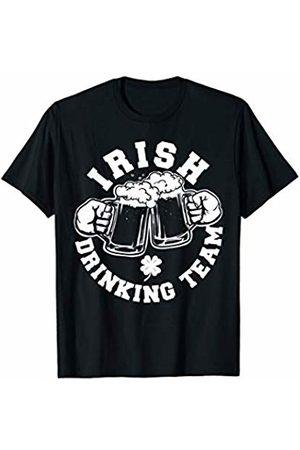 Miftees Irish Drinking Team funny Irish Drinking Team T-Shirt