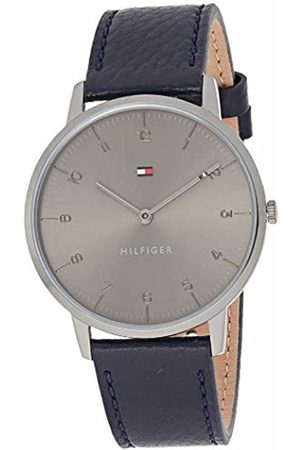 Tommy Hilfiger Mens Analogue Classic Quartz Watch with Leather Strap 1791583