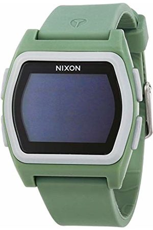Nixon Automatically Watch with Silicone Strap A1236-1154-00