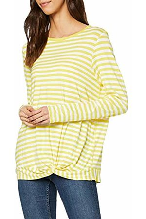 Cecil Women's 314432 Long Sleeve Top, (Mehrfarbig)