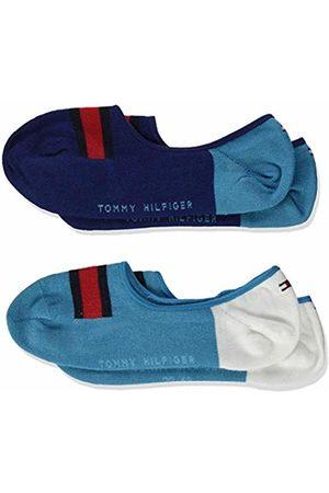 Tommy Hilfiger Boy's Th Kids Hilfiger Footie 2p Ankle Socks