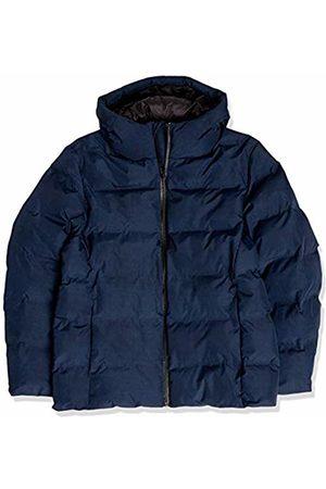 Peak Velocity Amazon Brand - Heat Sealed Puffer Jacket Down Alternative Coat