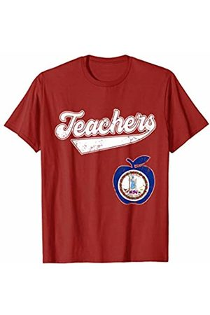 Tee Styley Fund Our Future Virginia School Teachers For Ed T-Shirt