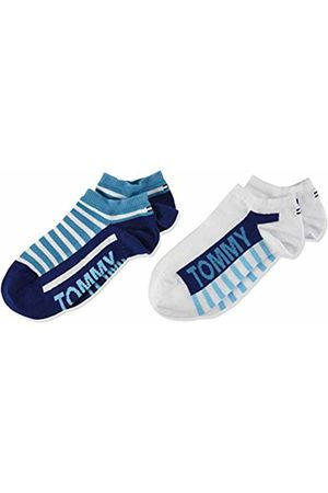 Tommy Hilfiger Boys TH Children Sneaker 2 Pack Ankle Socks