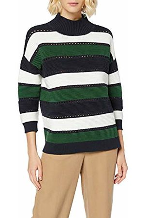 French Connection Women's LILIYA Stripe Pullover Sweater