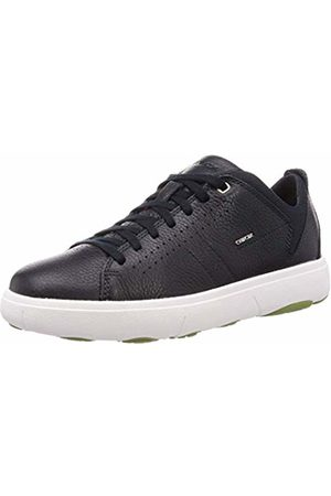 Geox Men Trainers - Men's U Nebula Y A Low-Top Sneakers, (Navy C4002)