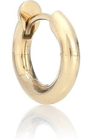 SPINELLI KILCOLLIN Mini Microhoop 18kt yellow single earring