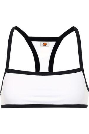 Tropic of C Volley bikini top
