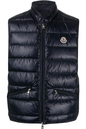 Moncler Gui quilted zipped gilet