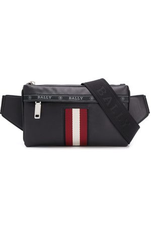 Bally Logo tape belt bag