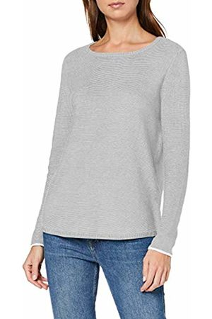 Cecil Women's 301186 Jumper, (Grau)