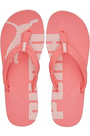 Puma Unisex Adult's EPIC FLIP V2 Beach & Pool Shoes, Sun Kissed Coral- Rosewater 41)