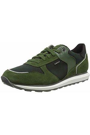 Geox Men's U VOLTO A Low-Top Sneakers, (Dk C3014)