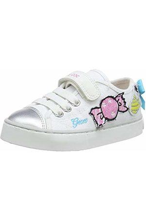 Geox Girls' JR CIAK Low-Top Sneakers, ( /Multicolor C0653)