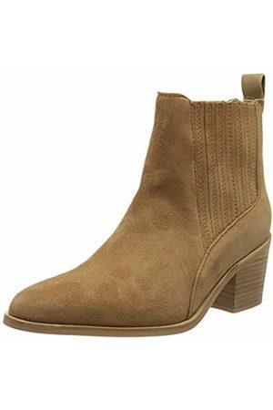 Marc O' Polo Women's 115646103301 Chelsea Boots, (Cognac 720)