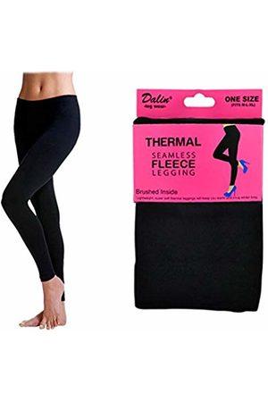 Dalin Ladies Super Soft Seamless Thermal Leggings One Size M-L-XL
