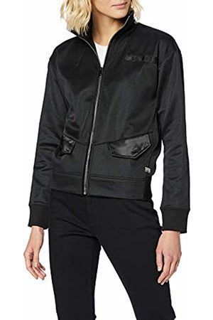 G-Star Women's Hybrid Fyx Biker Tracktop Jacket