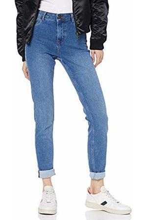 Pieces Women's Pcshape-up Sage Mw Jegging Lb102-vi/noos Slim Jeans