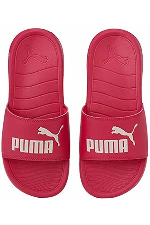 Puma Unisex Adult's Popcat 20 Beach & Pool Shoes, (Bright Rose- Rosewater 05)