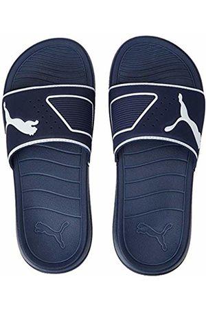 Puma Unisex Adult's Popcat 20 TS Beach & Pool Shoes, (Peacoat 02)