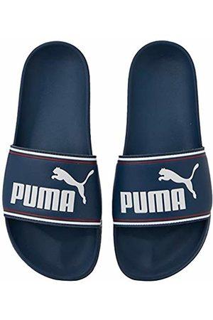 Puma Unisex Adult's Leadcat FTR Beach & Pool Shoes, (Dark Denim -High Risk 05)
