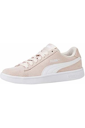 Puma Unisex Kid's Smash V2 SD JR Trainers, ( Rosewater 22)