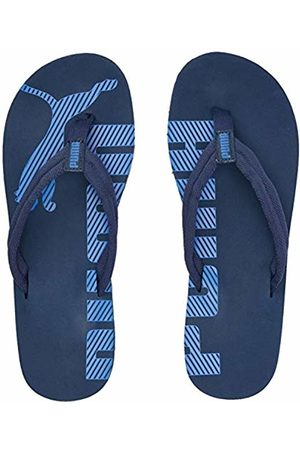 Puma Unisex Adult's EPIC FLIP V2 Beach & Pool Shoes, Dark Denim-Palace 40)
