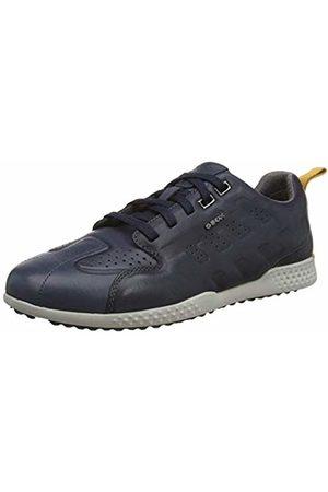 Geox Men's U Snake.2 B Low-Top Sneakers, (Navy C4002)