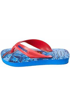 Havaianas Unisex Kid's Max Herois Flip Flops, ( Star 3847)