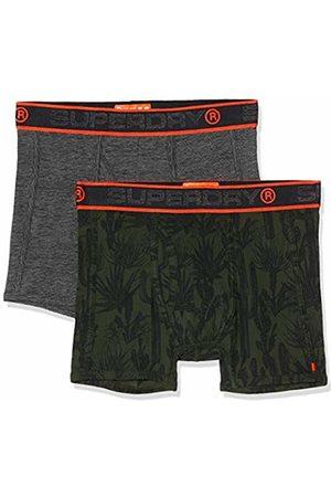 Superdry Men's Sport Boxer Double Shorts