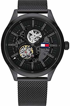 Tommy Hilfiger Men's Analogue Automatic Watch with Stainless Steel Strap 1791644