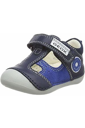 Geox Baby Boys' B TUTIM A Open Toe Sandals, (Navy/Royal C4226)