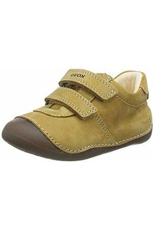 Geox Baby Boys' B TUTIM A Low-Top Sneakers, (Biscuit C5046)