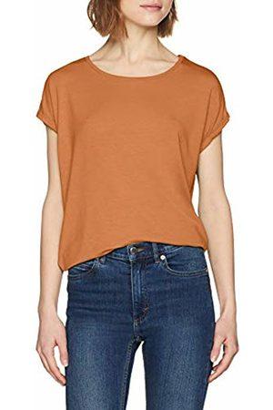 VERO MODA Damen Vmava Plain Ss Top Nemo Stripe Ga Noos T-Shirt