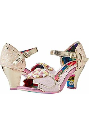 Irregular Choice Women's Darling Bud Open Toe Heels, ( B)