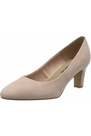 Women's 1 1 22418 24 Closed Toe Heels, (Rose 521)