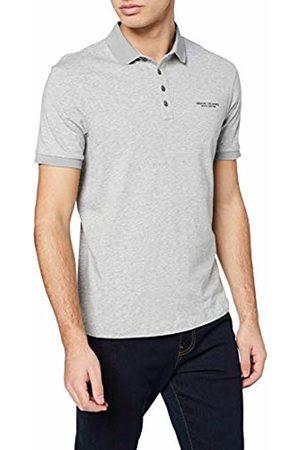 Armani Men's 4 Buttons Polo Shirt
