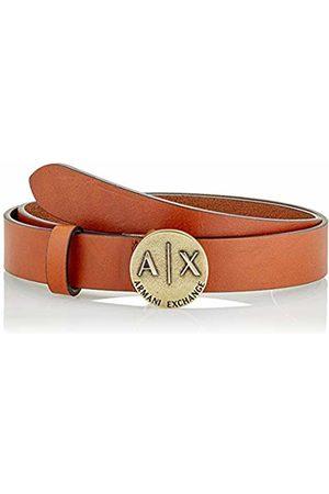 Armani Women's Plaque Belt