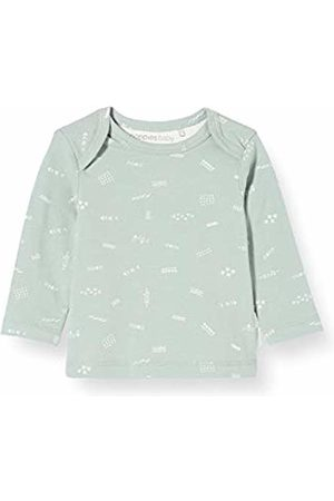 Mothercare Unisex Baby Mb St NVY AOP Dino Ls T-Shirt