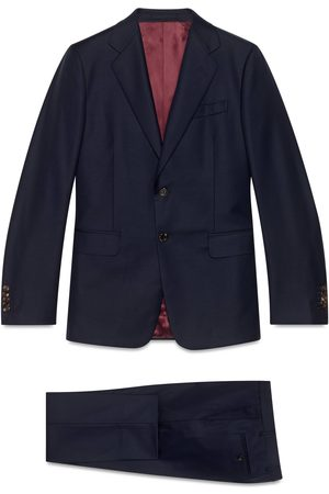 Gucci Men Suits - London wool suit