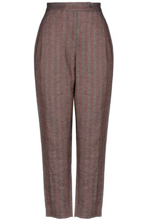 MASSIMO ALBA Women Trousers - TROUSERS - Casual trousers