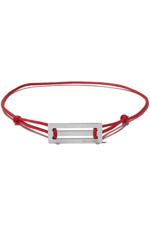 Le Gramme 25/10g cord bracelet - /