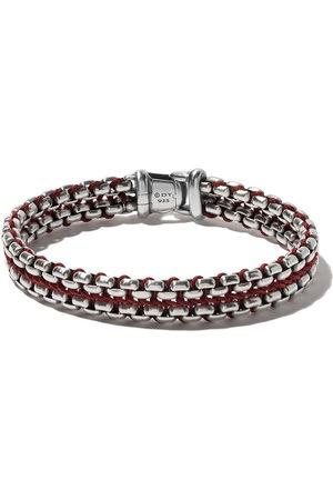 David Yurman Woven Box Chain bracelet - SSRD